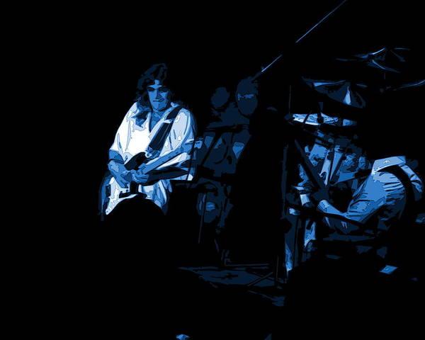 Photograph - Winterland Post Toastee Blues by Ben Upham