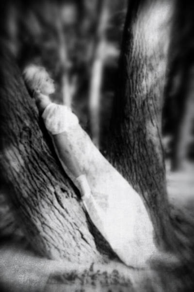 Wall Art - Photograph - Woman On A Trunk by Joana Kruse