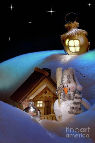 Christmass Photograph - Wonderful Christmas Still Life by Oleksiy Maksymenko