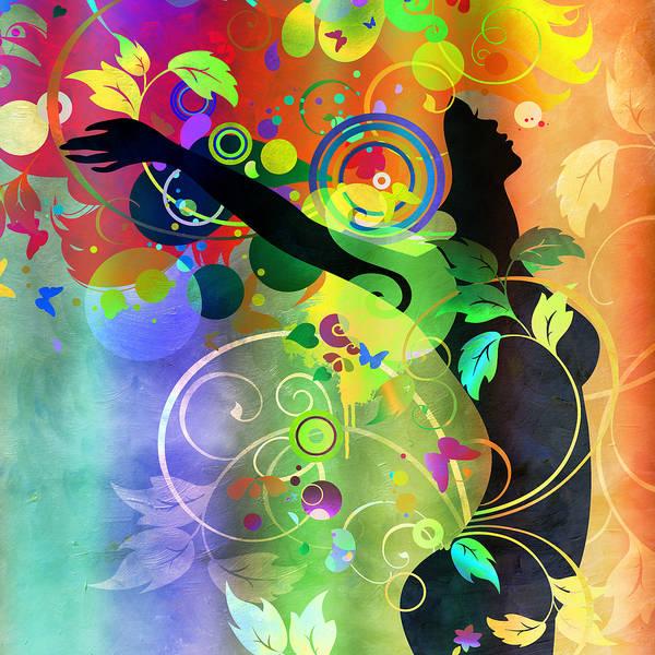 Admiration Mixed Media - Wondrous 2 by Angelina Tamez