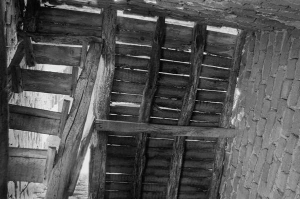 Photograph - Wooden Stairs by Cliff Norton
