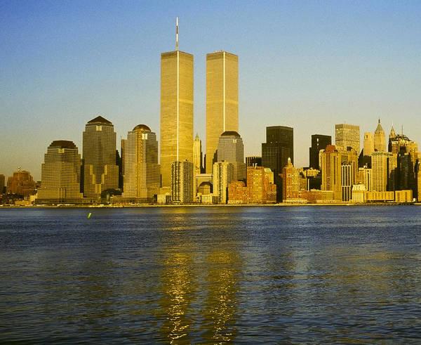 World Trade Center 1987 Art Print