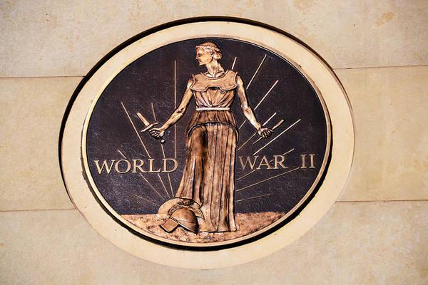 Photograph - World War 2 Memorial by Angelina Tamez