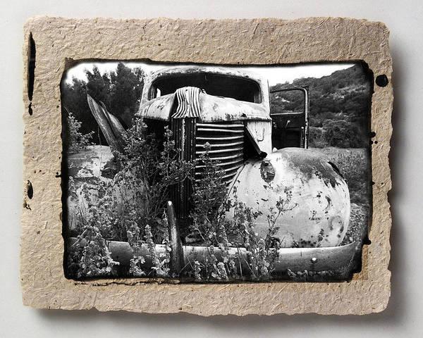 Pyrography - Wreck 1 by Mauro Celotti