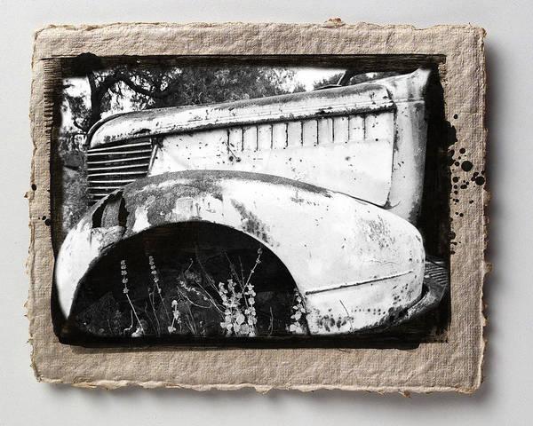 Pyrography - Wreck 2 by Mauro Celotti