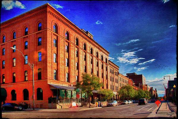 Photograph - Wynkoop Brewery Company by Chris Lord