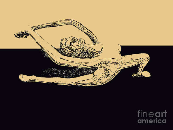 Yoga Number Two Art Print