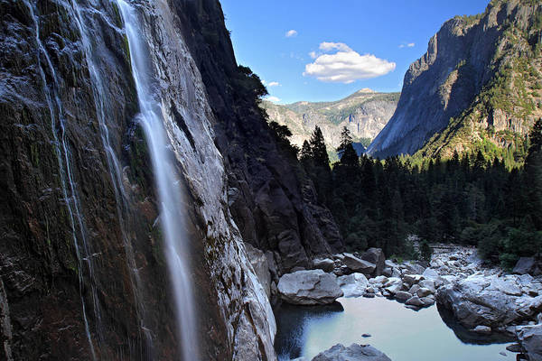 Photograph - Yosemite Fall by Pierre Leclerc Photography