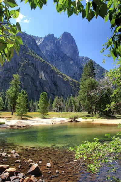 Photograph - Yosemite National Park  by Pierre Leclerc Photography