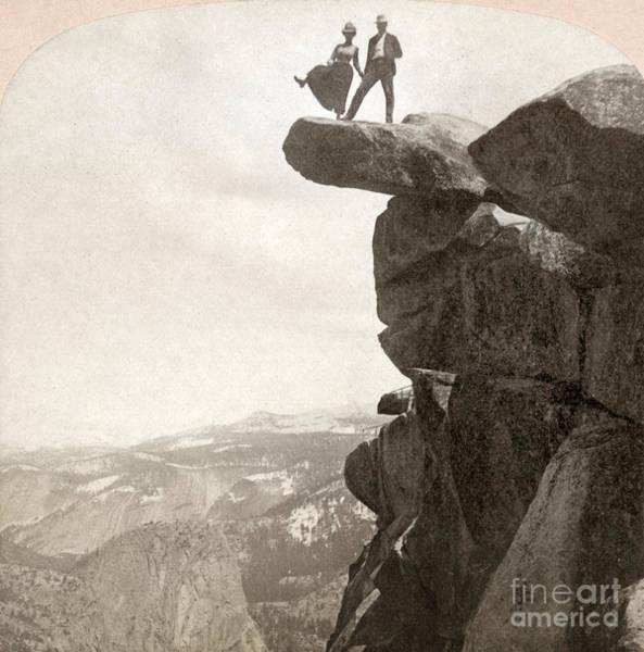 Photograph - Yosemite Valley, C1902 by Granger