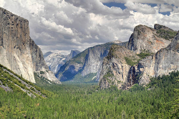 Photograph - Yosemite Valley by Pierre Leclerc Photography