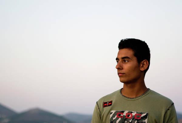 Photograph - Young Man Of Paros by Lorraine Devon Wilke