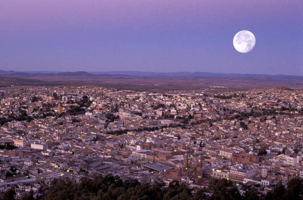 Zacatecas Photograph - Zacatecas by Christian Heeb