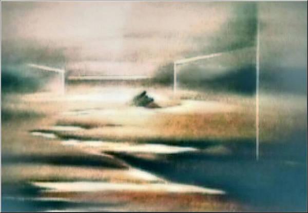 Painting - Zencomp 1982 by Glenn Bautista