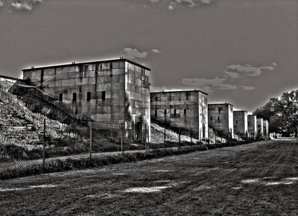 Photograph - Zeppelin Field - Nuremberg by Juergen Weiss
