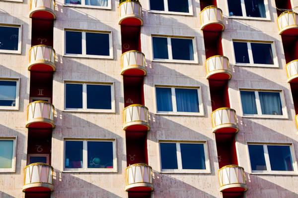 Zodiac Photograph - Zodiac Apartments by Justin Albrecht