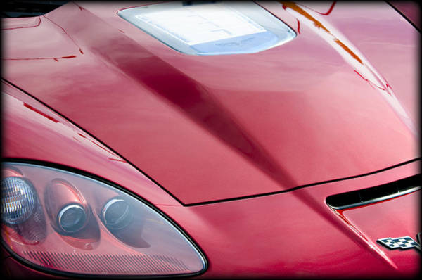 Wall Art - Photograph - ZR1 by Ricky Barnard