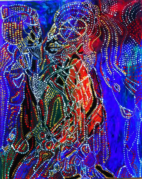 Zulu Bride Art Print