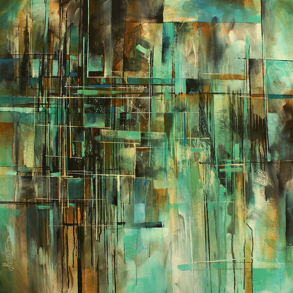 Wall Art - Painting -  ' As I See It ' by Michael Lang