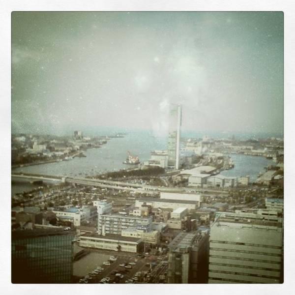 Photograph - 新潟 レインボータワーから by Masamichi Takano