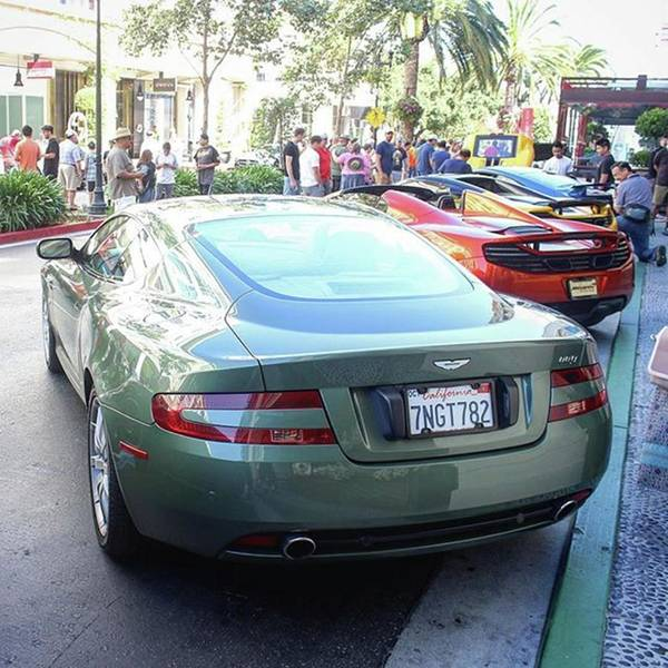 Aston Martin Photograph - 💣 Aston Martin Db9 by Thrill Cars