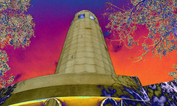 Coit Tower Art Print
