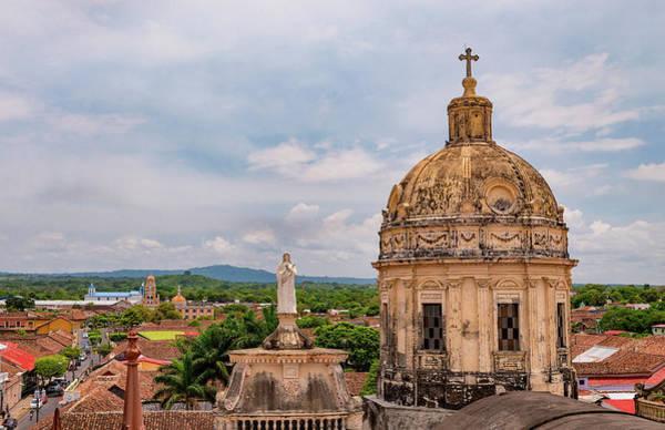 Wall Art - Photograph -  Granada, Nicaragua  by Drew Castelhano