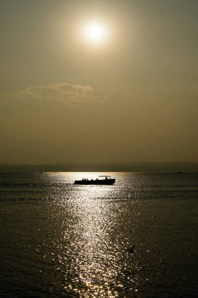 Tramonto Photograph - .. In To The Sun ... by Enrico Sottocorna