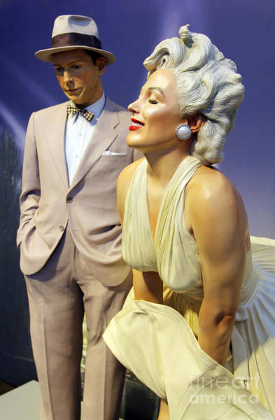 Photograph -  Marilyn With Tom Ewell  by Jennifer Robin