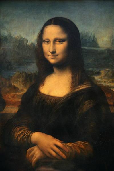 Photograph -  Mona Lisa by Songquan Deng