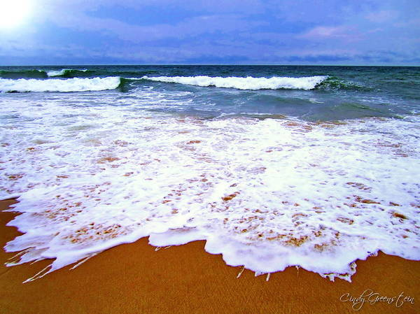 Photograph -  Montauk 1 by Cindy Greenstein