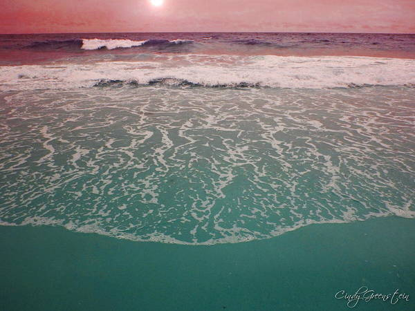 Photograph -  Montauk 2 by Cindy Greenstein