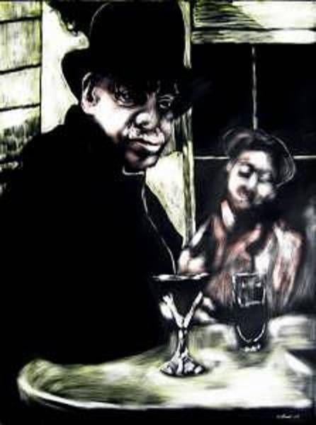 Chester Mixed Media -  My Old New Orleans by Chester Elmore