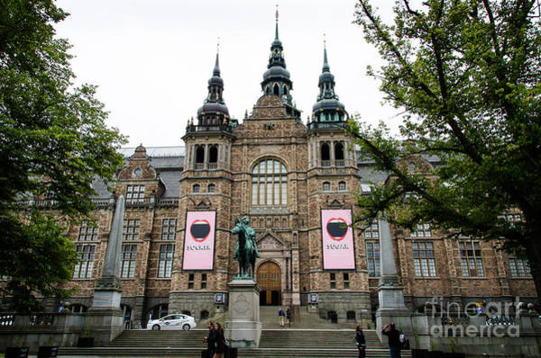 Photograph -  Nordiska Museet Stockholm by RicardMN Photography
