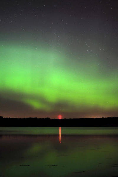 Photograph -  Northern Lights by Gavin Macrae