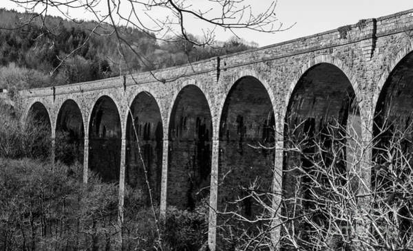 Photograph -  Shilla Mill Viaduct by Helen Northcott