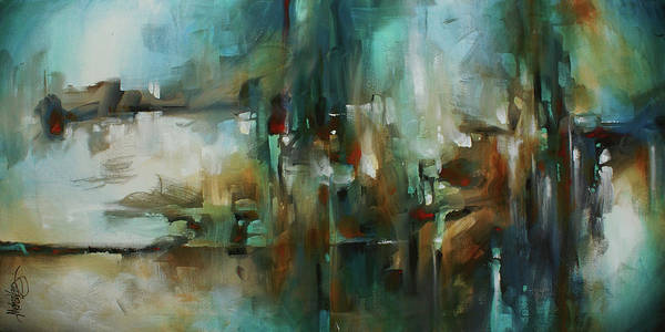 Wall Art - Painting -  ' Standing Alone ' by Michael Lang