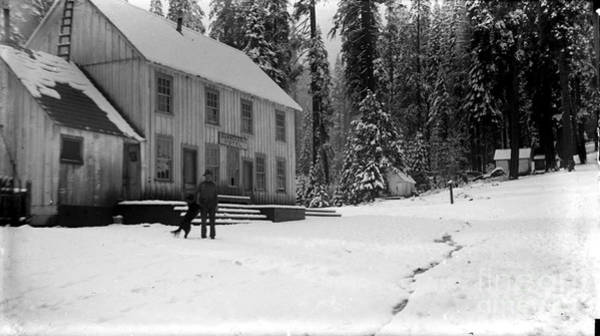 Photograph -  Summerdale Hotel A General Store, A Saloon, A Post Office Circa 1900 by California Views Archives Mr Pat Hathaway Archives