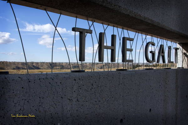 Lethbridge Photograph -  The Galt Museum by Tom Buchanan
