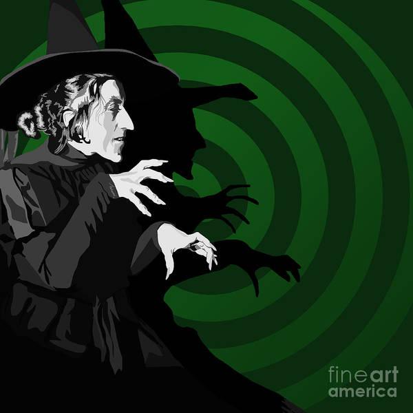 Fantasy Wall Art - Digital Art - 009. Destroy My Beautiful Wickedness by Tam Hazlewood