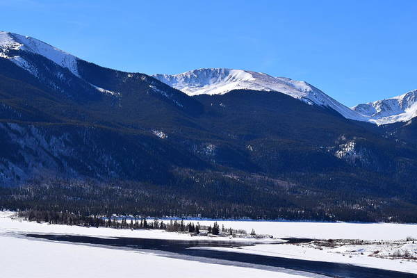 Photograph - Twin Lakes Leadville Co by Margarethe Binkley