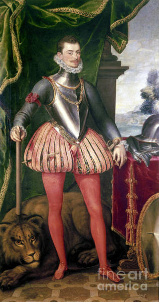 Painting - John Of Austria (1547-1578) by Granger