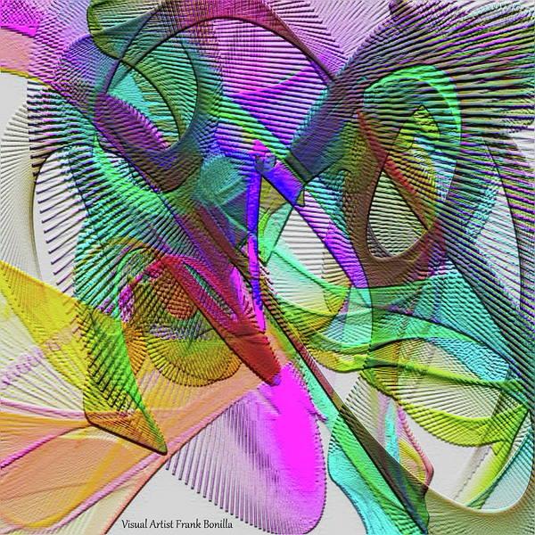 Digital Art - #020920173 by Visual Artist Frank Bonilla