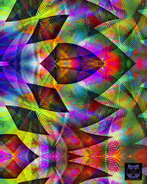 Digital Art - #030520163 by Visual Artist Frank Bonilla