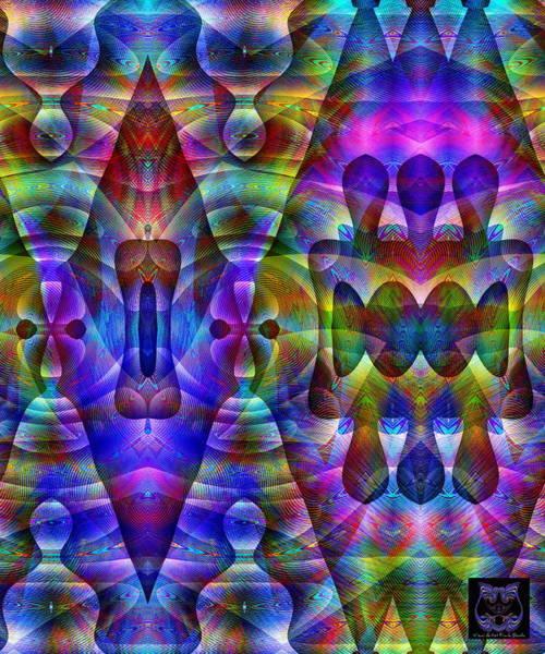 Digital Art - #030520165 by Visual Artist Frank Bonilla