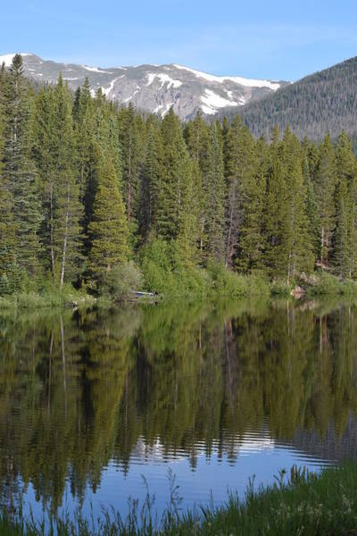 Photograph - Chambers Lake Hwy 14 Co by Margarethe Binkley