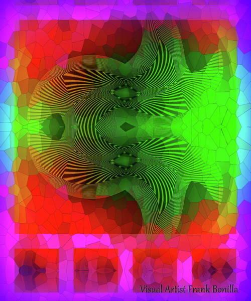 Digital Art - #061120172 by Visual Artist Frank Bonilla