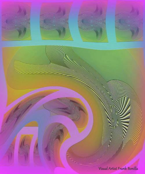 Digital Art - #061220173 by Visual Artist Frank Bonilla
