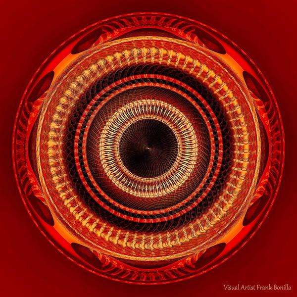 #091520152 Orange Version Art Print