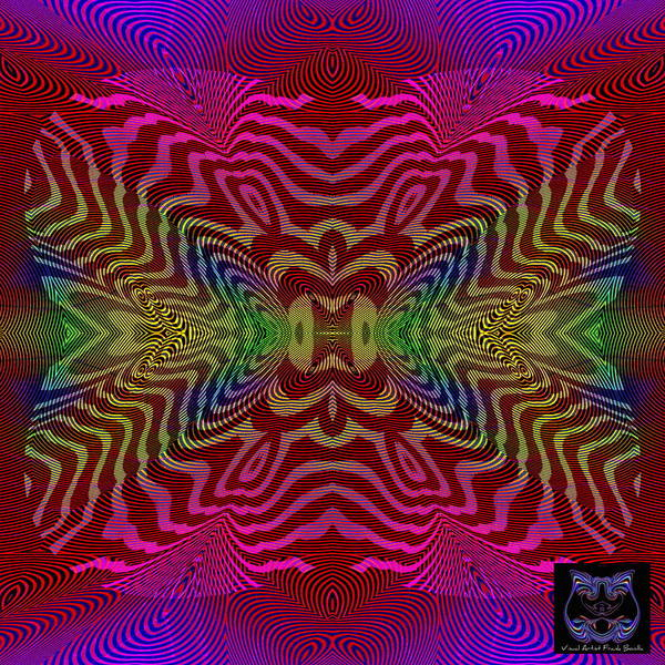 Digital Art - #092120153 by Visual Artist Frank Bonilla